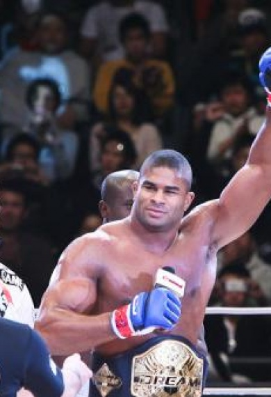 About Alistair Overeem